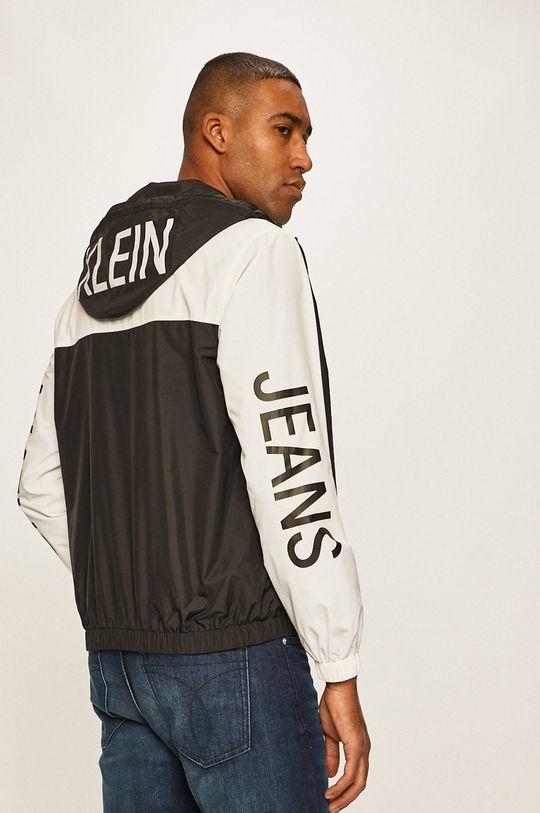Calvin Klein Jeans - Geaca Captuseala: 100% Poliester   Materialul de baza: 100% Poliester   Alte materiale: 6% Elastan, 94% Poliester