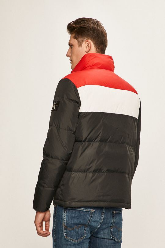 Calvin Klein Jeans - Geaca de puf Captuseala: 100% Poliester   Umplutura: 40% Pene, 60% Puf Materialul de baza: 100% Poliester