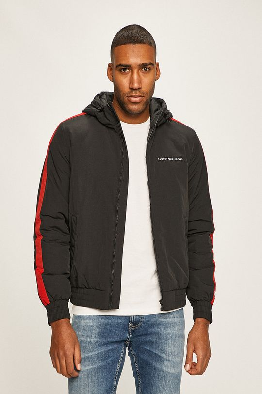negru Calvin Klein Jeans - Geaca De bărbați