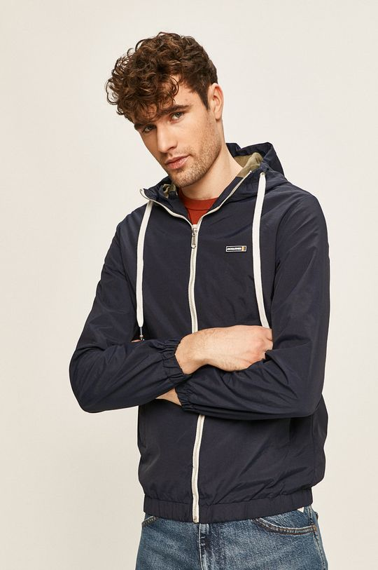 bleumarin Jack & Jones - Geaca