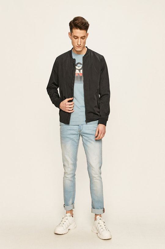 Premium by Jack&Jones - Куртка темно-синій