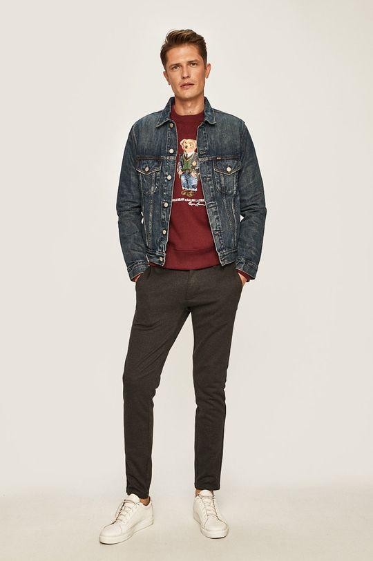 Polo Ralph Lauren - Džínová bunda modrá