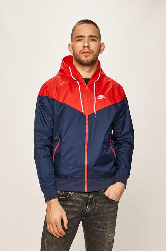 námořnická modř Nike Sportswear - Bunda Pánský