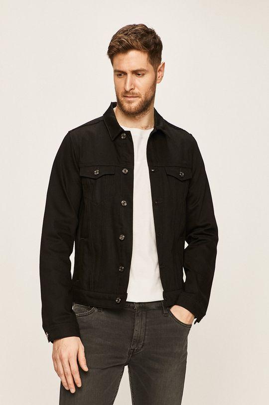 negru Scotch & Soda - Geaca jeans De bărbați