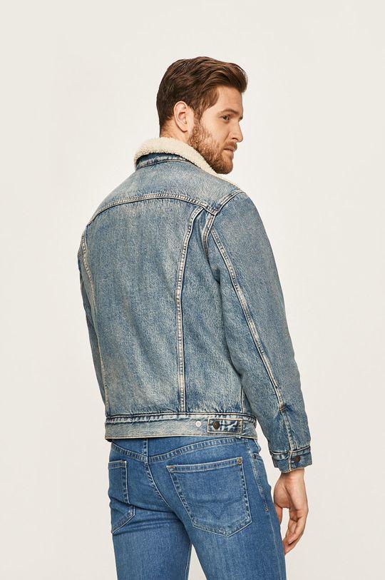 Levi's - Rifľová bunda  Základná látka: 100% Bavlna Umelá kožušina: 100% Polyester