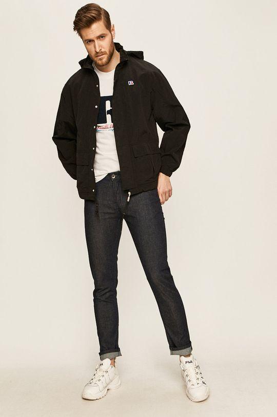 Russell Athletic - Куртка чорний