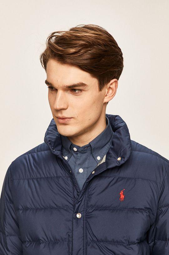 tmavomodrá Polo Ralph Lauren - Páperová bunda