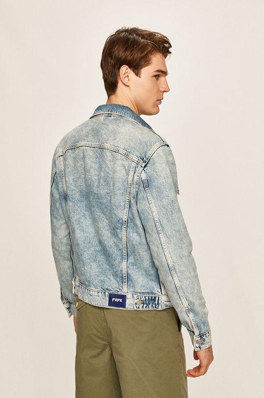 Pepe Jeans - Geaca jeans Pinner 100% Bumbac