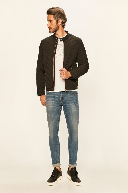 Guess Jeans - Geaca negru