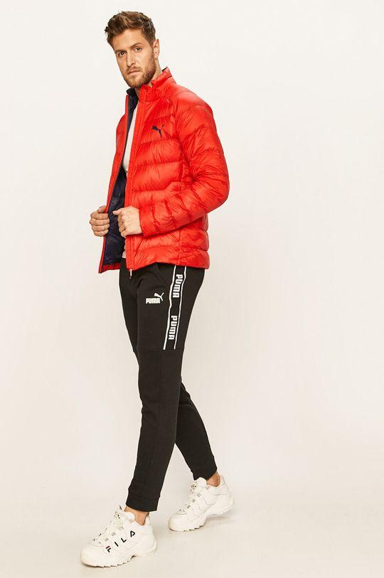 Puma - Péřová bunda červená
