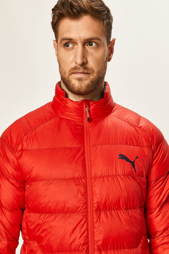 červená Puma - Péřová bunda