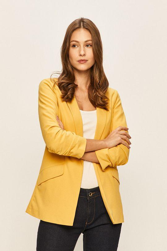 Only - Dámské sako žlutá