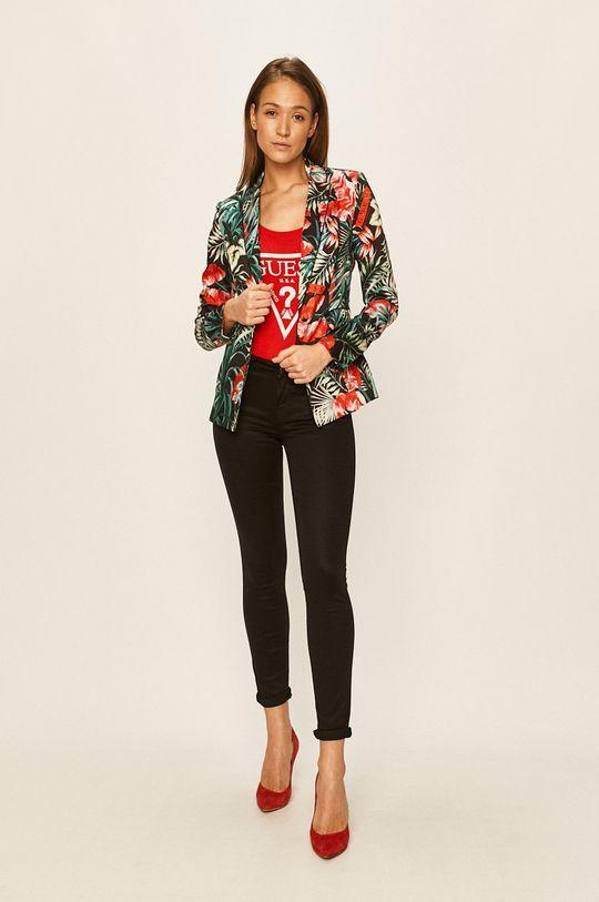 Guess Jeans - Sacou multicolor