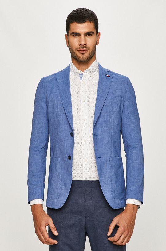 albastru Tommy Hilfiger Tailored - Sacou De bărbați