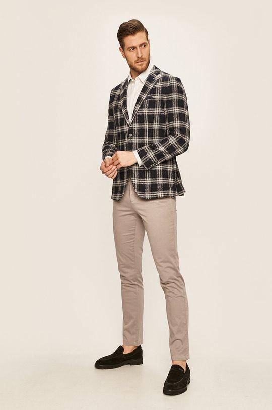 Pierre Cardin - Sako Podšívka: 55% Polyester, 45% Viskóza Hlavní materiál: 100% Bavlna