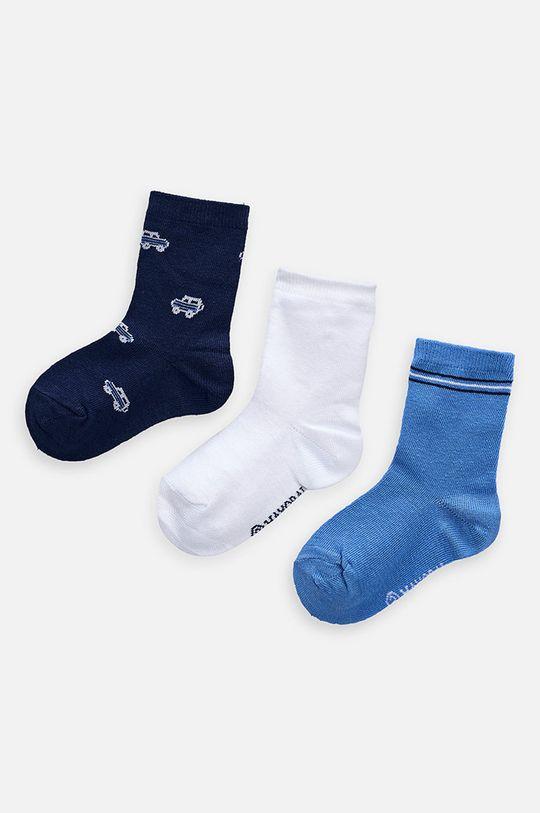 biela Mayoral - Detské ponožky (3-pak) Chlapčenský