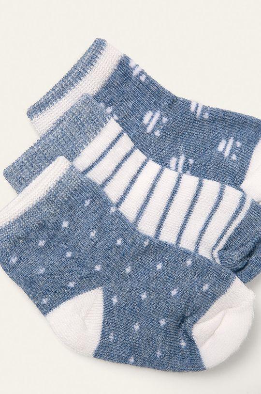 Mayoral - Dětské ponožky (3-pack) béžová