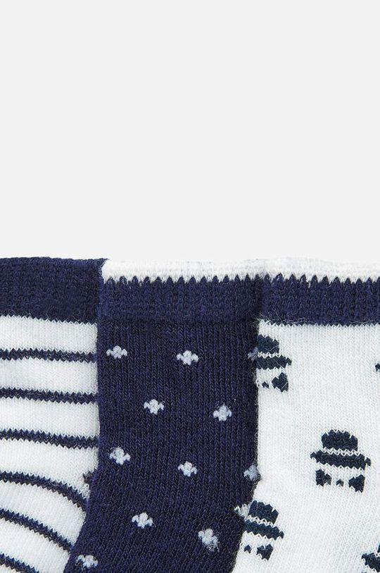 Mayoral - Dětské ponožky (3-pack) námořnická modř