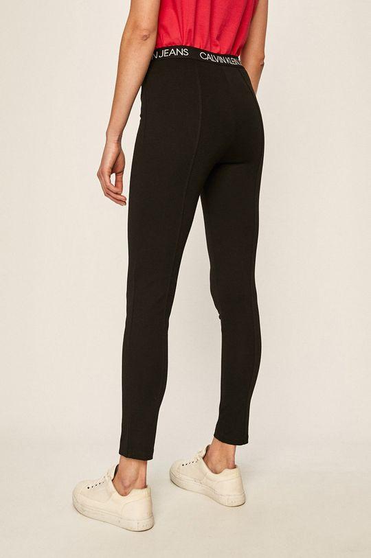 Calvin Klein Jeans - Colanti Materialul de baza: 5% Elastan, 29% Poliamida, 66% Viscoza Finisaj: 9% Elastan, 91% Poliester