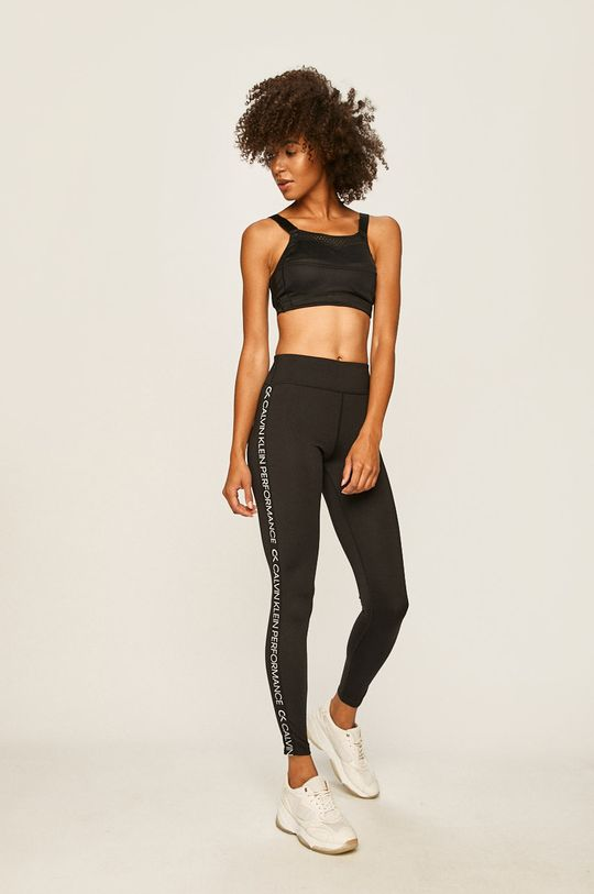 Calvin Klein Performance - Legíny černá