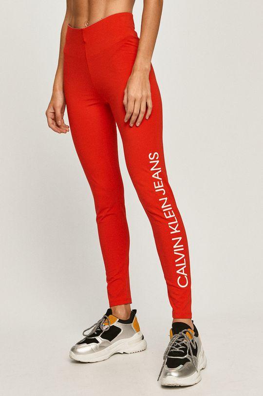 rosu Calvin Klein Jeans - Colanti De femei