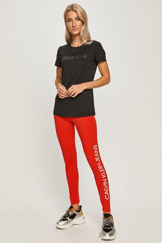 Calvin Klein Jeans - Colanti rosu