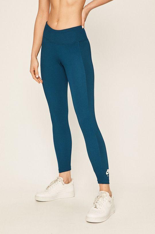 fialová Nike - Legíny Dámský