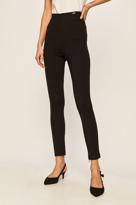 čierna Guess Jeans - Nohavice Dámsky