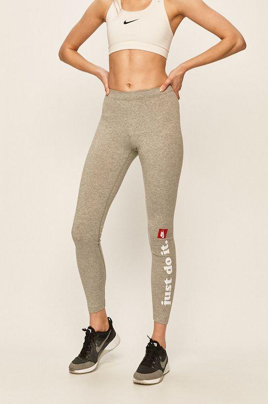 šedá Nike Sportswear - Legíny Dámský