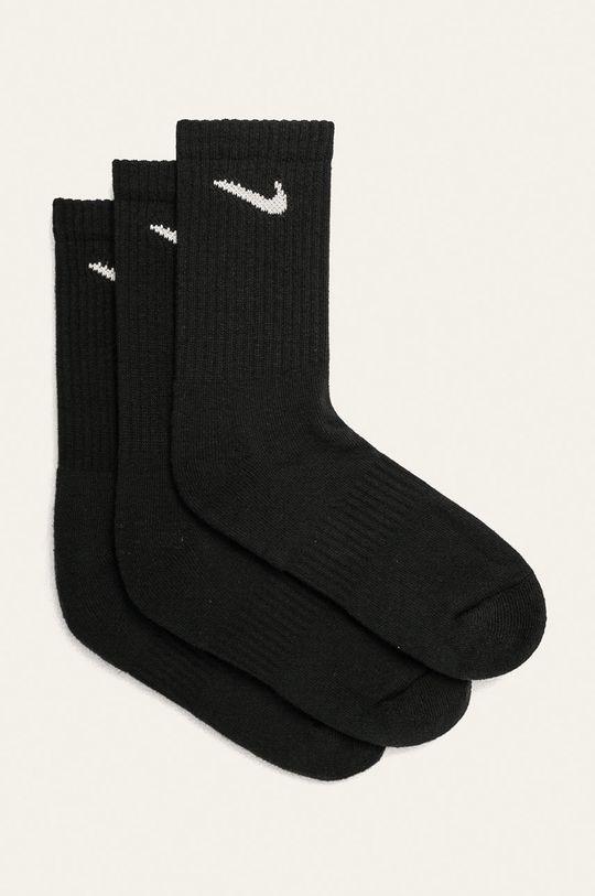 černá Nike - Ponožky (3-pack) Dámský