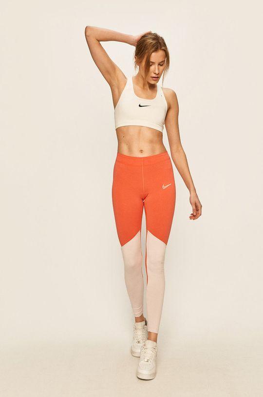 broskvová Nike Sportswear - Legíny Dámský