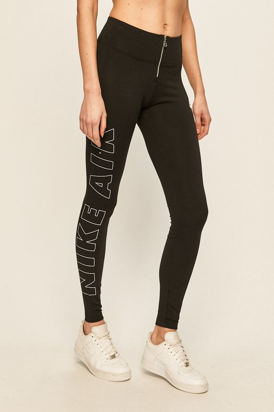 černá Nike - Legíny Dámský