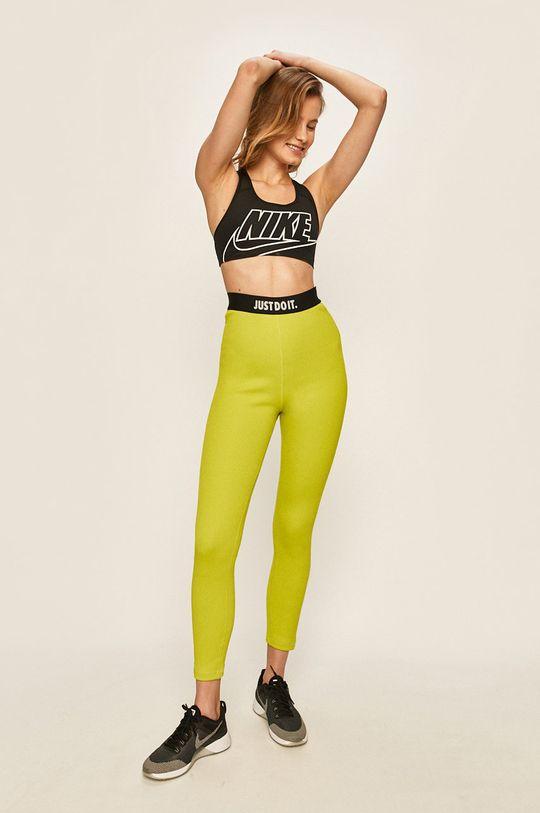Nike Sportswear - Legíny olivová