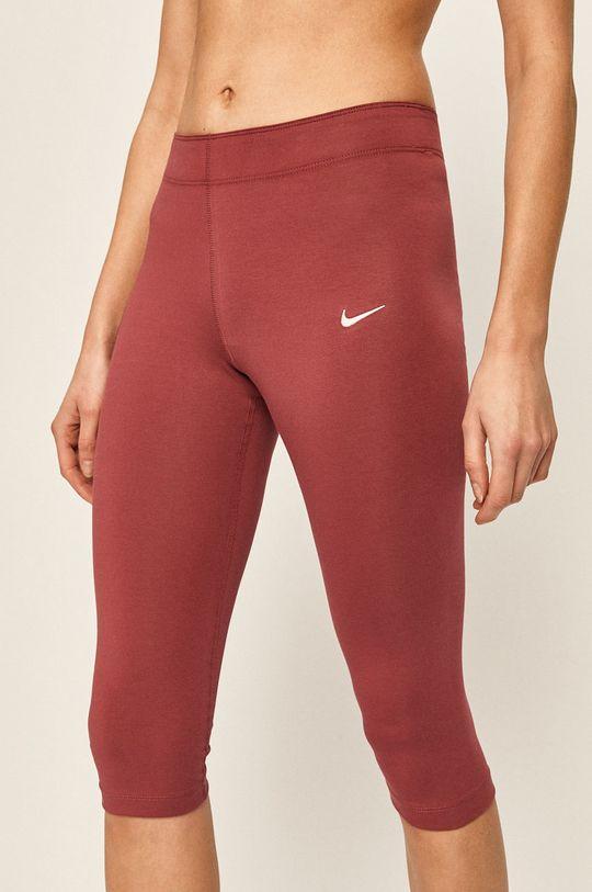 fialovo-růžová Nike Sportswear - Legíny Dámský