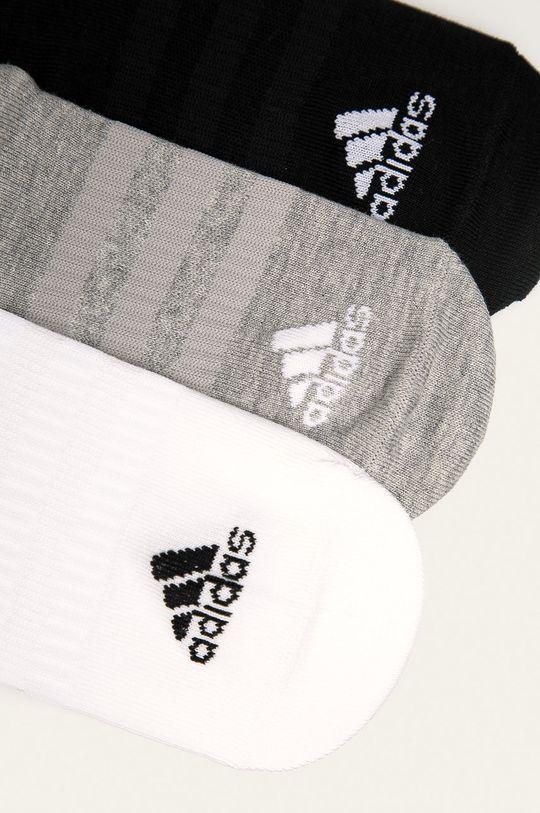 adidas Performance - Ponožky (3-pak) viacfarebná