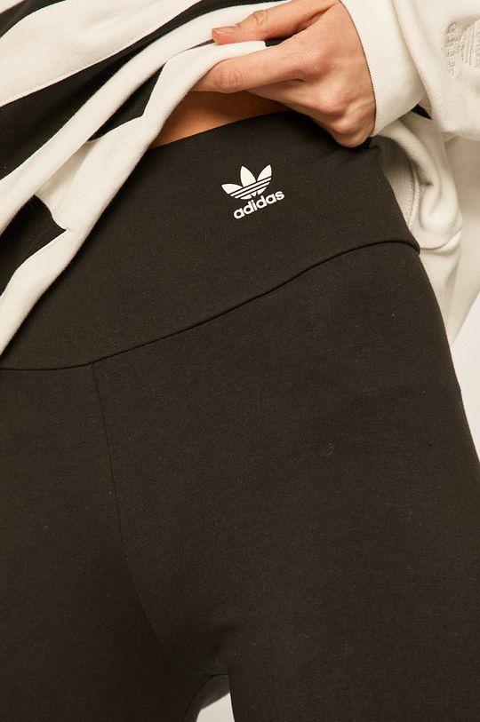 černá adidas Originals - Legíny