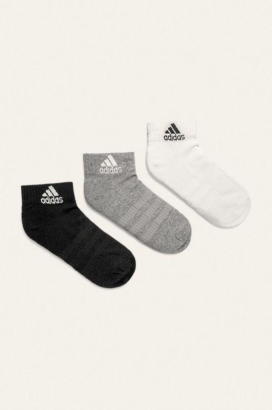 viacfarebná adidas Performance - Ponožky (3 pak) Dámsky