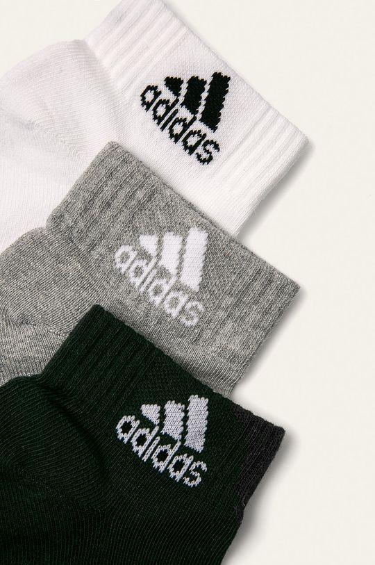 adidas Performance - Ponožky (3 pak) viacfarebná