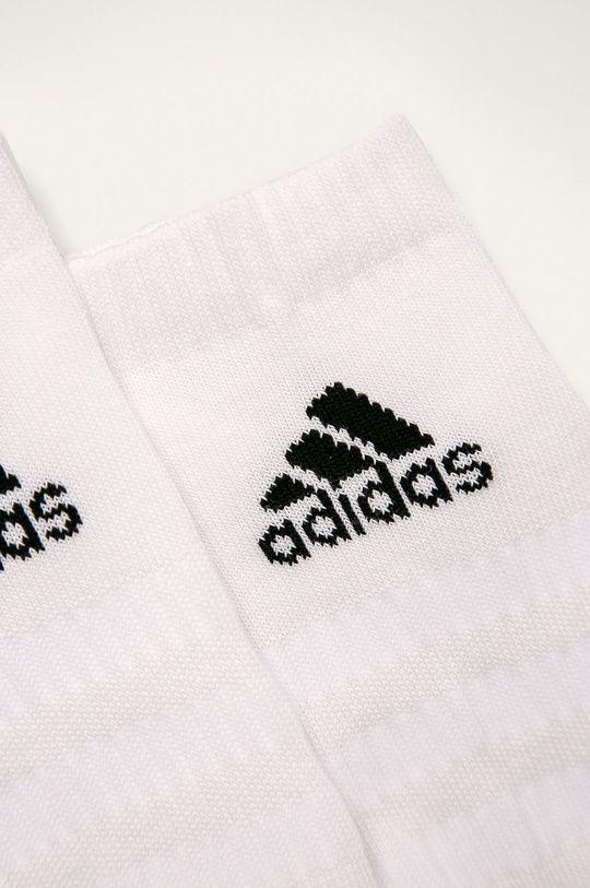 adidas Performance - Ponožky (3-pack) bílá