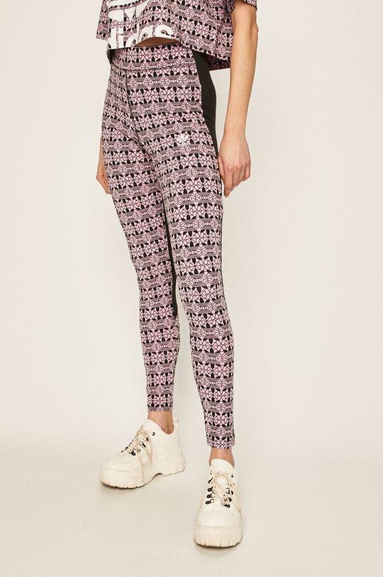 ostrá růžová adidas Originals - Kalhoty Dámský