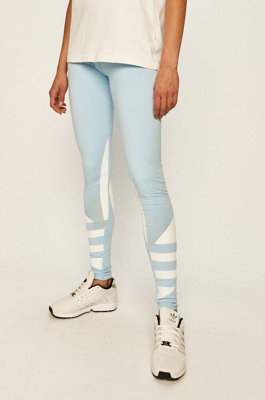 světle modrá adidas Originals - Legíny Dámský
