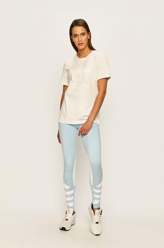 adidas Originals - Legíny světle modrá