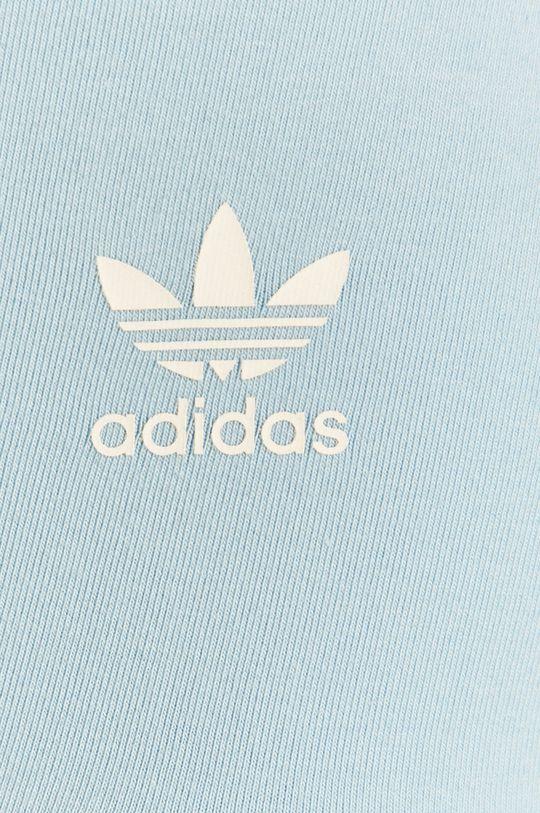 světle modrá adidas Originals - Legíny
