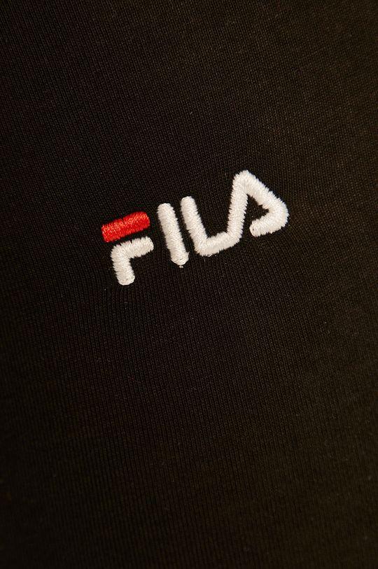 czarny Fila - Legginsy