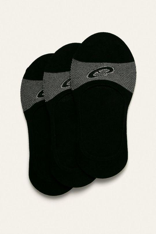 černá Asics Tiger - Kotníkové ponožky (3 pack) Dámský