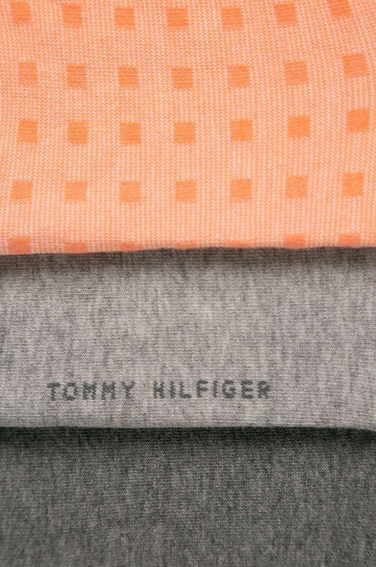 Tommy Hilfiger - Sosete scurte (3-pack) piersic