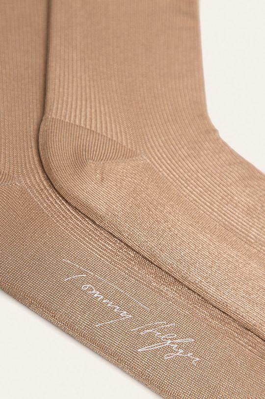 Tommy Hilfiger - Ponožky zlatá