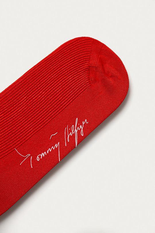 Tommy Hilfiger - Ponožky oranžová