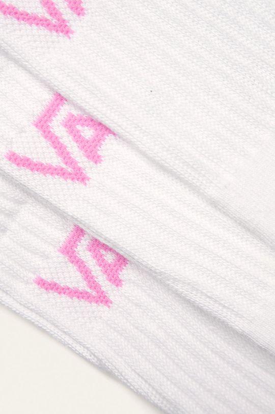 Vans - Ponožky (3-pak) biela