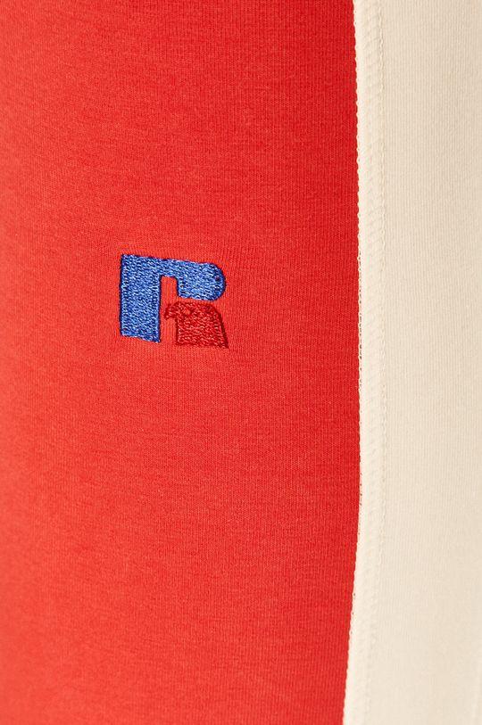 czerwony Russel Athletic - Legginsy